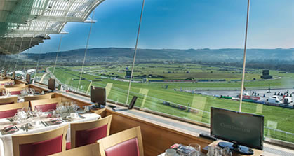 Cheltenham New Year Meeting Panoramic Restaurant Hospitality