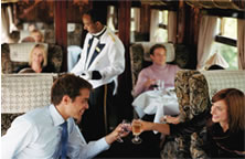 Belmond British Pullman from London to Cheltenham