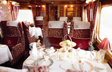 ORIENT EXPRESS FROM LONDON TO CHELTENHAM