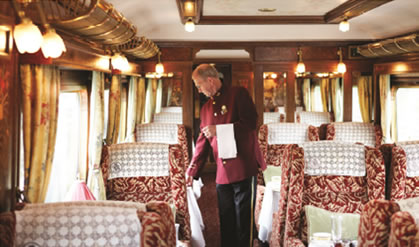 Orient Express To Cheltenham For Gold Cup Day